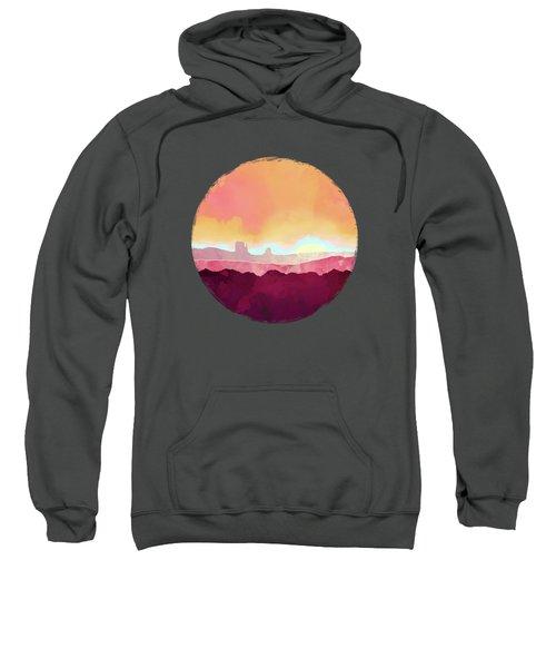 Scarlet Desert Sweatshirt