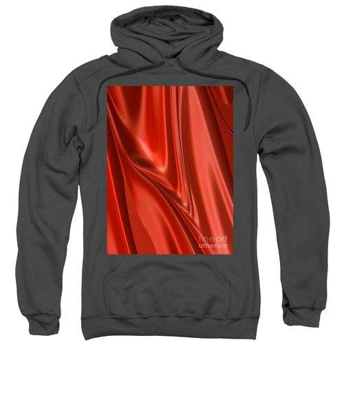 Scarlet Flow Sweatshirt