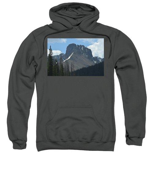 Mountain Scenery Hwy 14 Co Sweatshirt