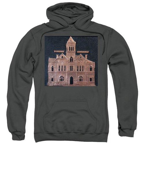 Schley County, Georgia Courthouse Sweatshirt