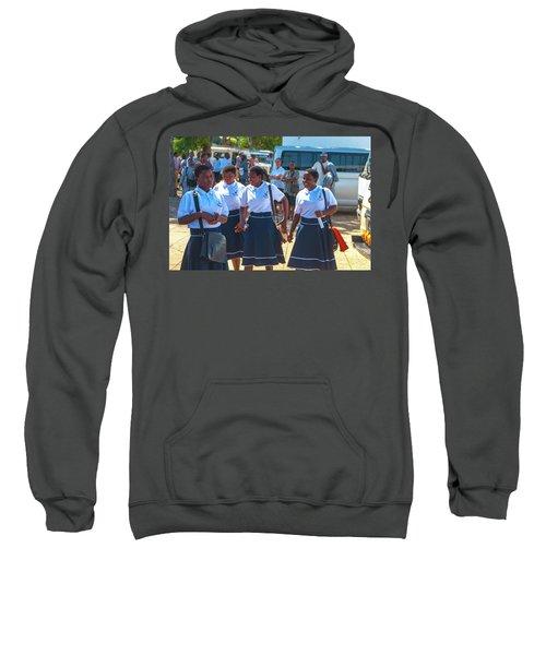 School Girls Sweatshirt