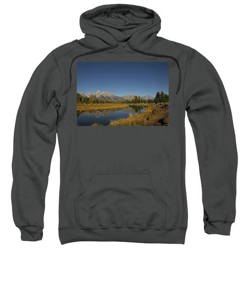 Schwabacher's Landing In Moonlight Sweatshirt