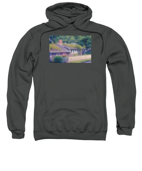 Sconset Cottage #3 Sweatshirt