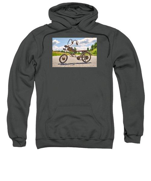 Scrawny Sweatshirt