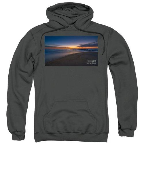 Sea Girt Sunrise New Jersey  Sweatshirt
