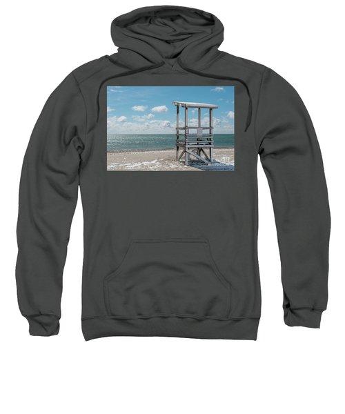 Sea Gull Beach #2 Sweatshirt