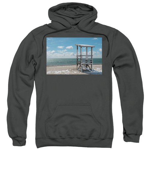 Sea Gull Beach #2 Sweatshirt