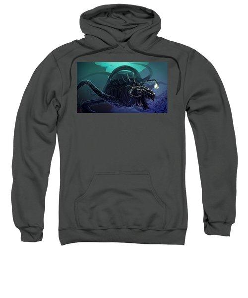 Sea Monster  Sweatshirt