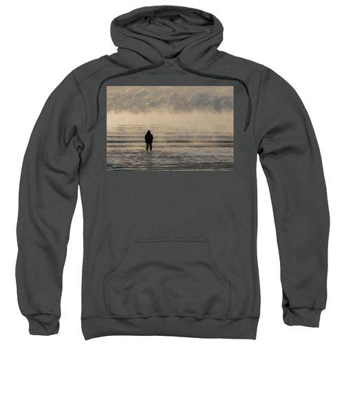 Sea Smoke Thinking Man Sweatshirt