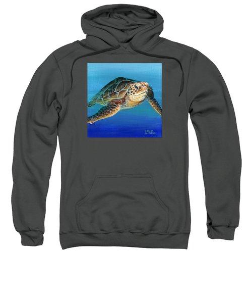Sea Turtle 1 Of 3 Sweatshirt