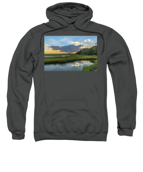 Seabrook Island Sunrays Sweatshirt