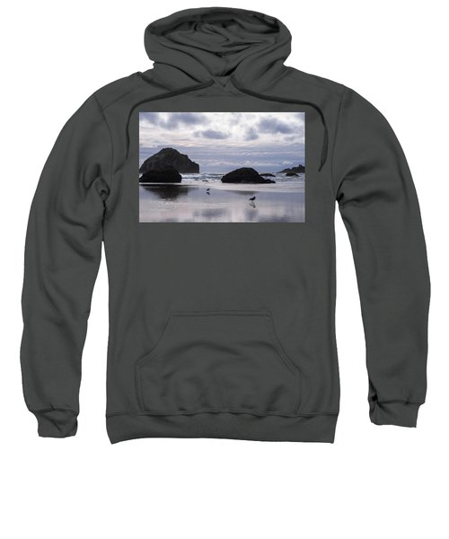 Seagull Reflections Sweatshirt