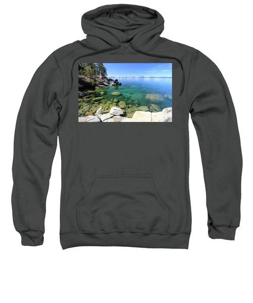 Search Her Depths  Sweatshirt