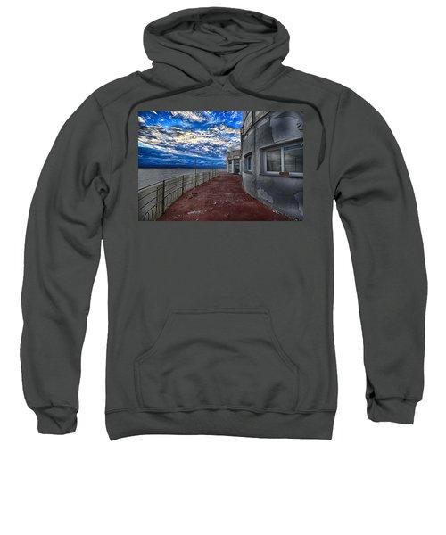 Seascape Atmosphere - Atmosfera Di Mare Sweatshirt