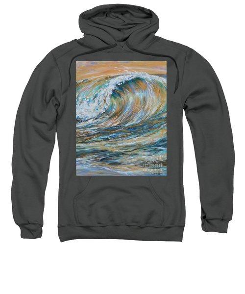 Seaspray Gold Sweatshirt