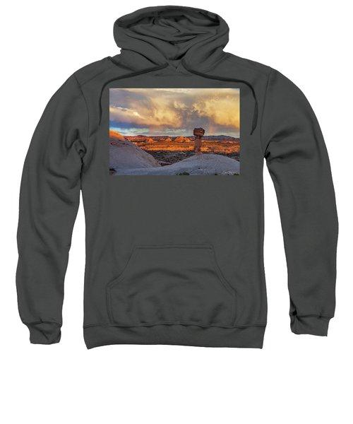 Secret Spire Sunset 1 Sweatshirt