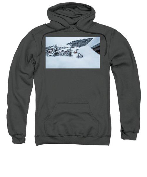 Secret View- Sweatshirt