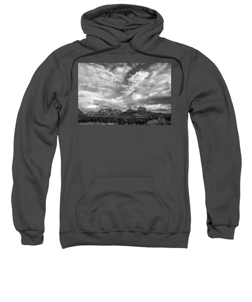 Sedona Red Rock Country Bnw Arizona Landscape 0986 Sweatshirt