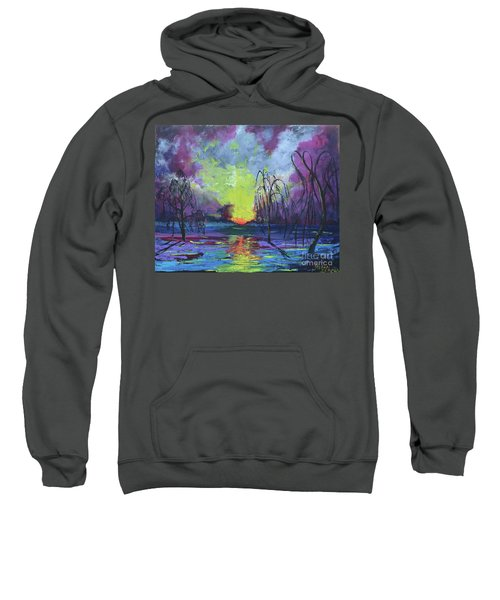 Seeing Through The Truth Sweatshirt