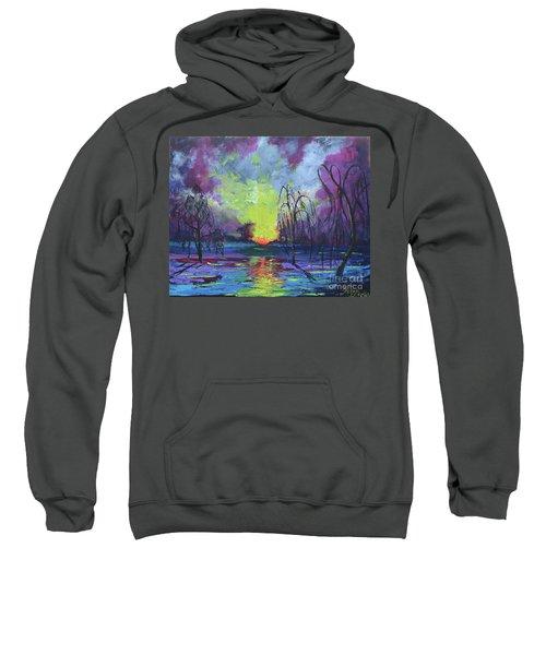 Seeing Through The Truth Sweatshirt