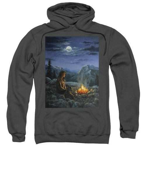Seeking Solace Sweatshirt