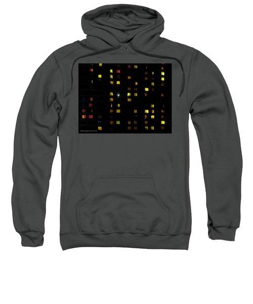 Seen And Unseen Sweatshirt