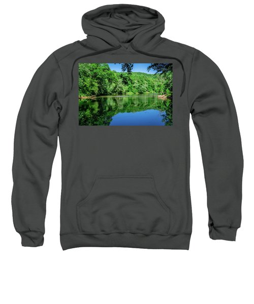 Semi Placid Stream Sweatshirt
