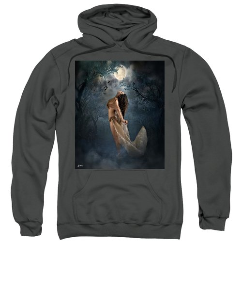 Sensual Moon Beauty Sweatshirt