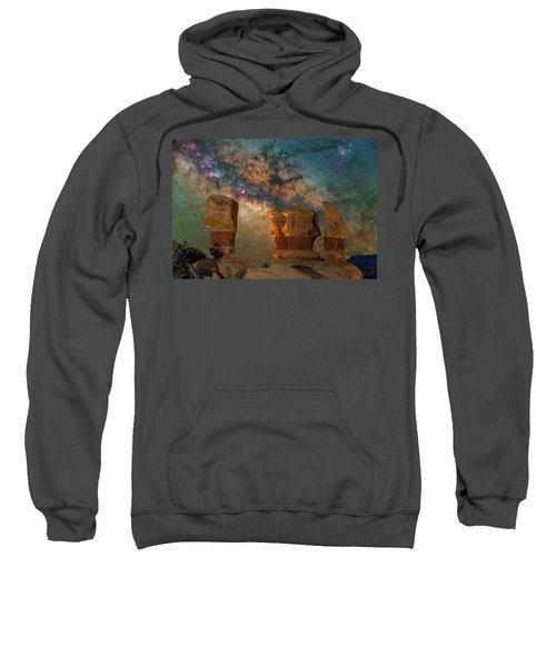 Sentinels Of The Night Sweatshirt