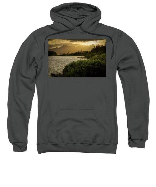 Sepia Sunset Sweatshirt