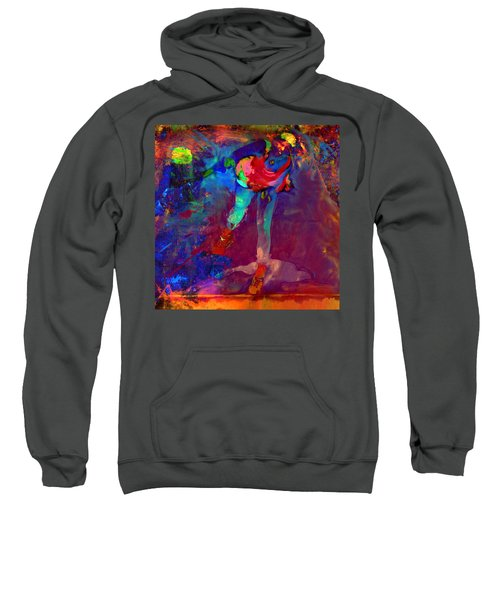 Serena Williams Return Explosion Sweatshirt