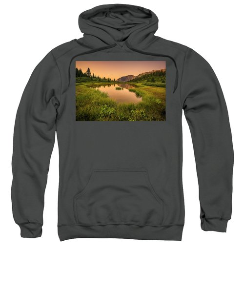 Serene Lake Sweatshirt