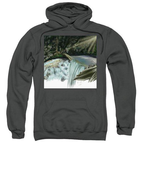 Serene Oasis Of Stagger Inn Sweatshirt