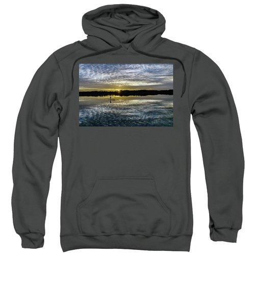 Serenity On A Paddleboard Sweatshirt