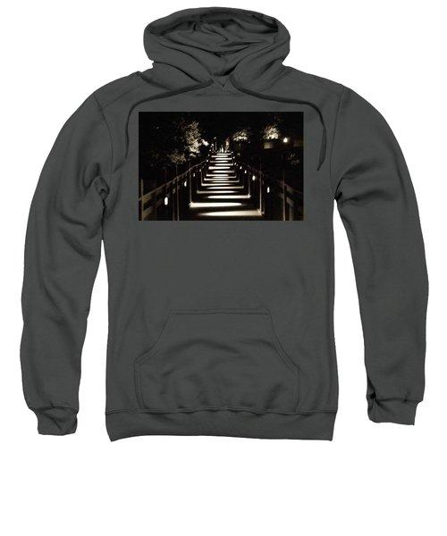 Serpentine Shadow Sweatshirt