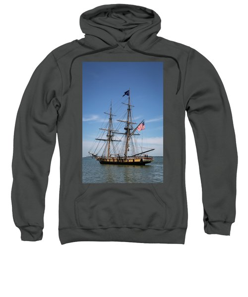 Setting Out To Sail Sweatshirt