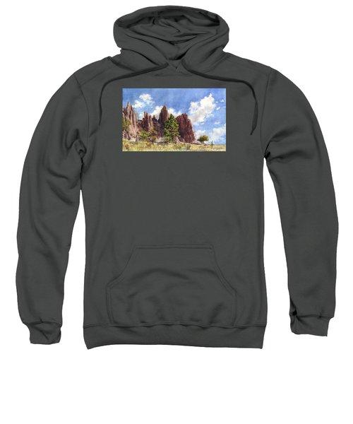 Settler's Park, Boulder, Colorado Sweatshirt