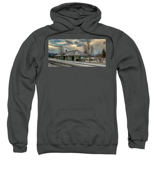 Seward Alaska 2017 Sweatshirt