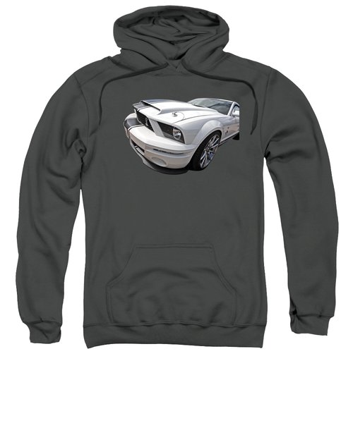 Sexy Super Snake Sweatshirt by Gill Billington