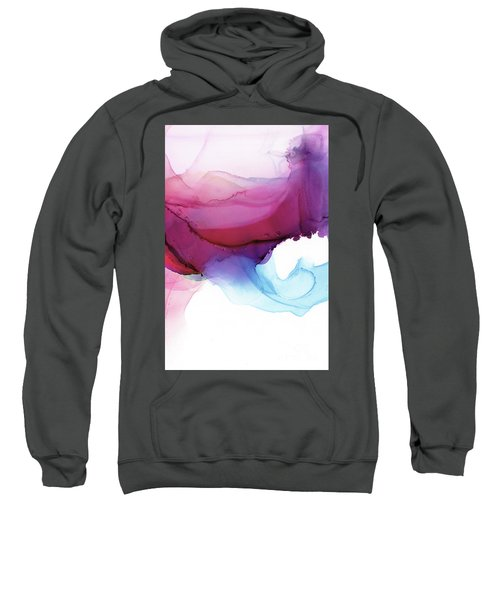 Shades Of Purple Sweatshirt
