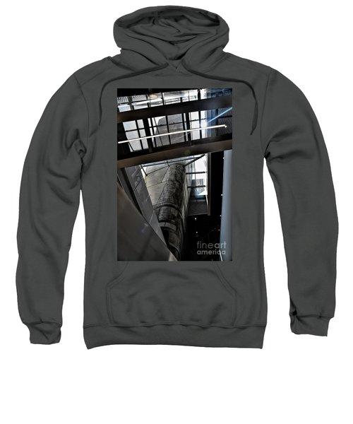 Shadow And Light Sweatshirt