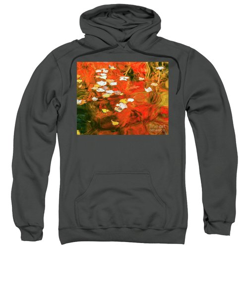 Shadow Of The Red Dragon Sweatshirt
