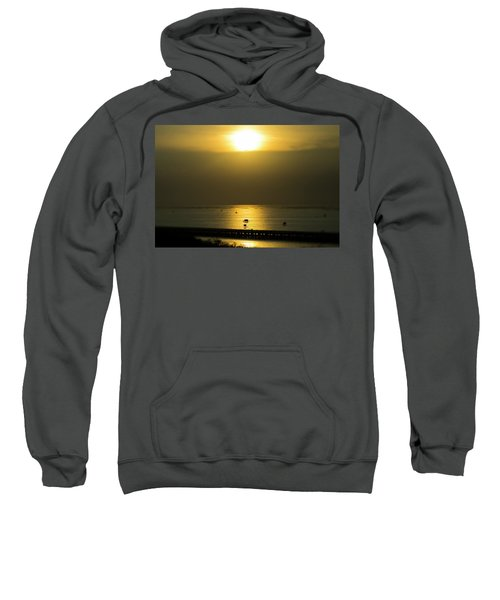 Shaft Of Gold Sweatshirt
