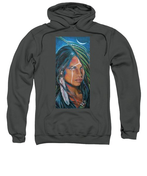 Shamanic Feelher Sweatshirt
