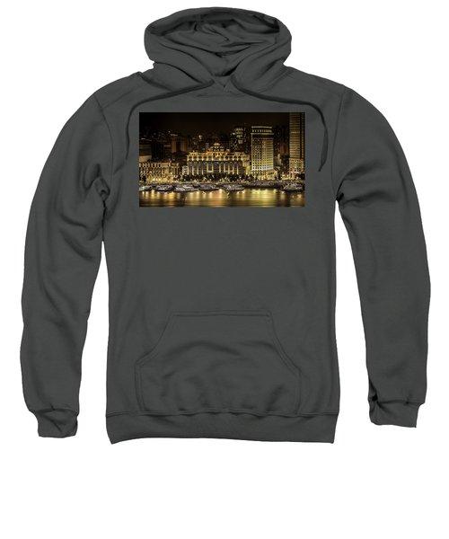Shanghai Nights Sweatshirt