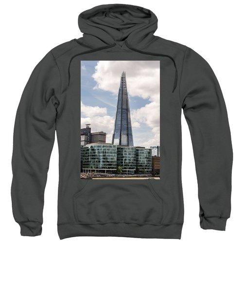 Shard Building In London Sweatshirt