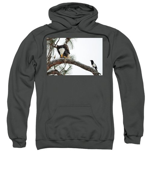 Share The Wealth Sweatshirt by Mike Dawson