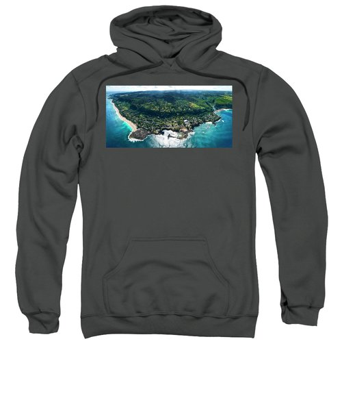 Sharks Cove Overview. Sweatshirt