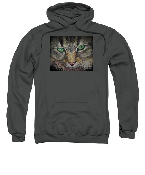 Sharna Eyes Sweatshirt
