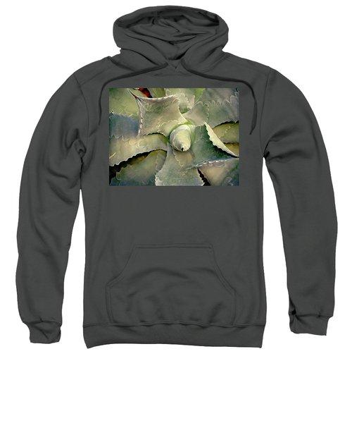Sharp Embrace 8 Sweatshirt